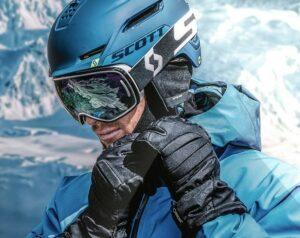 casque de ski homme avantage