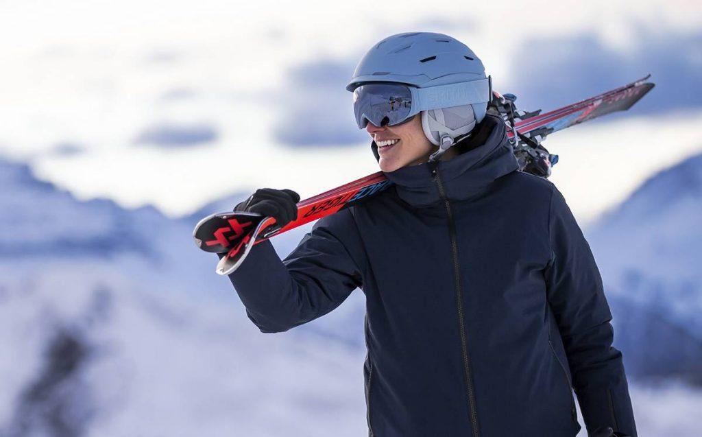 casque ski femme - Casques de ski pour femme
