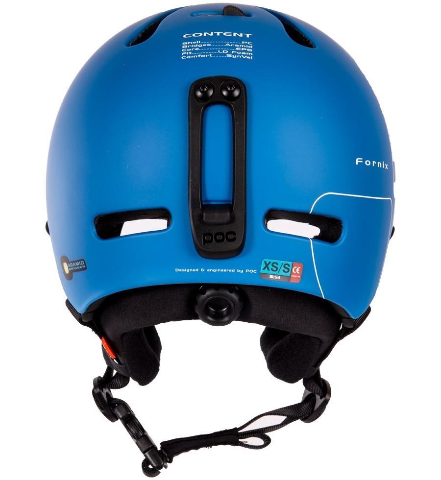 arrière casque de ski Fornix