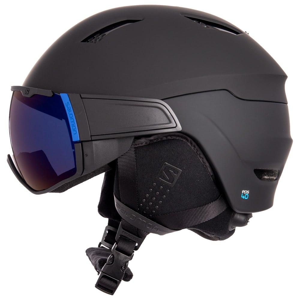 casque de ski visière Salomon Driver