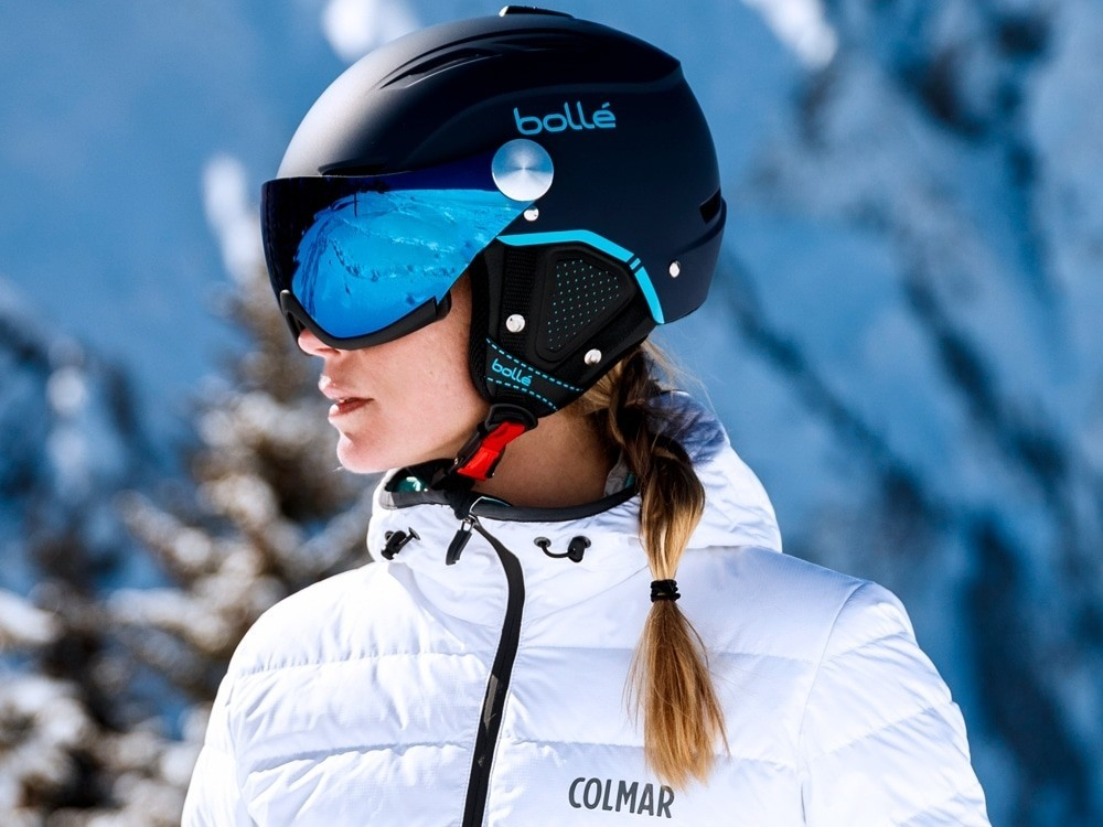 casque ski femme Bollé Backline Visor