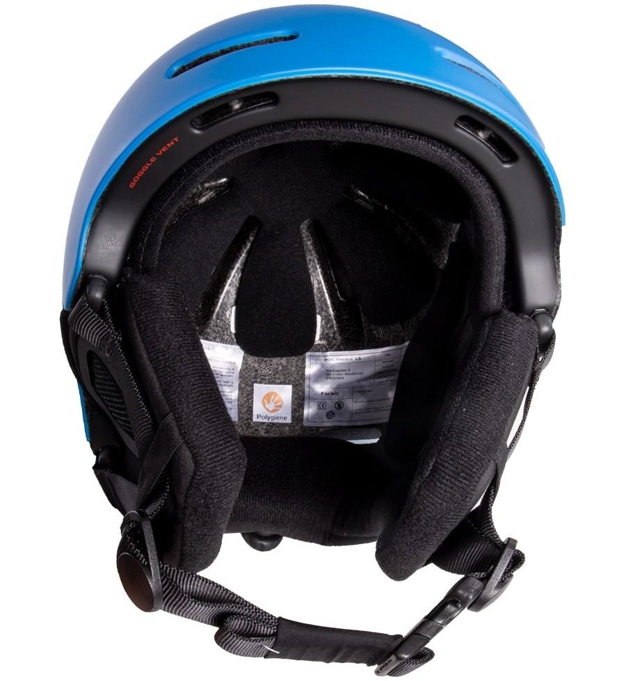intérieur casque ski Fornix