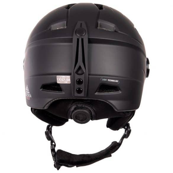 vue arrière du casque Cairn Electron Visor