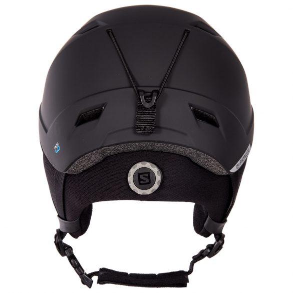 vue arrière casque ski Pioneer