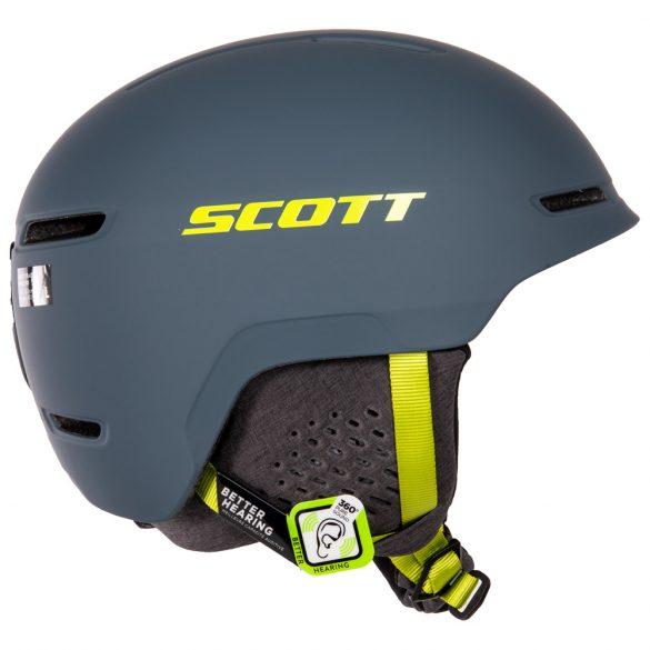 vue latérale droite casque ski Scott Track